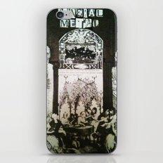 FuneralMetal iPhone & iPod Skin