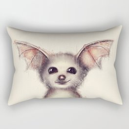 What the Fox? Rectangular Pillow