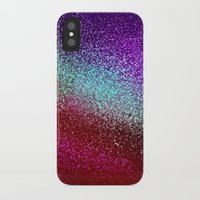 glitter iPhone & iPod Cases featuring GLIttER by Monika Strigel