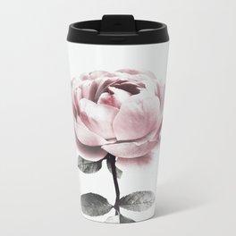 flower 3 Metal Travel Mug