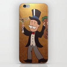 Money Maker iPhone & iPod Skin
