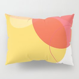 Color Geometry Pillow Sham