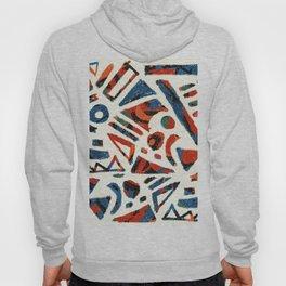 Pattern Number 5 Hoody