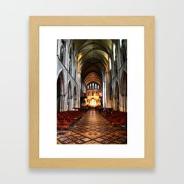 St. Patrick's Cathedral II Framed Art Print