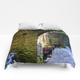 Loveland Arches Comforters