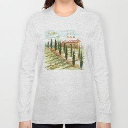 Umbria Long Sleeve T-shirt