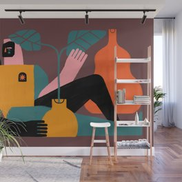 Solitud Wall Mural
