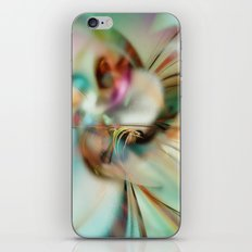 The Soft Breeze of Spring iPhone Skin