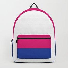 Gender Binary Flag Backpack