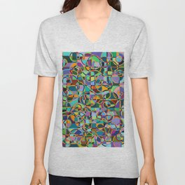 Emergence Refraction Unisex V-Neck
