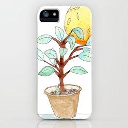 moon art 6 iPhone Case
