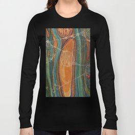 Lively Synapses (Amplified Current) Long Sleeve T-shirt