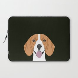 Darby - Beagle gifts for pet owners and dog person with a beagle Laptop Sleeve