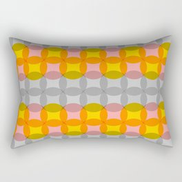 Bubbles 01 Rectangular Pillow