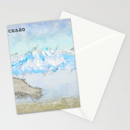 Kilimandscharo Stationery Cards