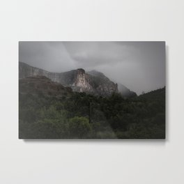 Red Rocks Sedona, Arizona Metal Print