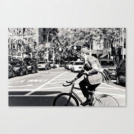 Vintage Ride Canvas Print