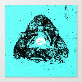 Receptical Canvas Print