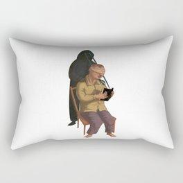 Horor Fiction Rectangular Pillow