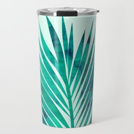 Composition tropical leaves XV Travel Mug