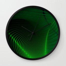 interferences Wall Clock