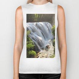 The waterfalls Biker Tank