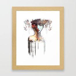 Future Sight Framed Art Print
