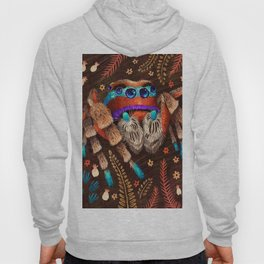 Jumping Spider Hoody