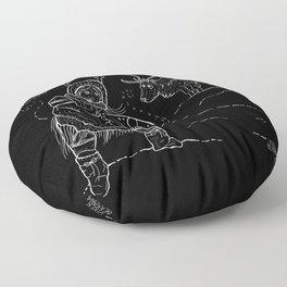 The Angakok Floor Pillow
