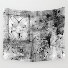 My Souls Speaks No. 3J by Kathy Morton Stanion Wall Tapestry