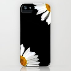 Small meadow flowers iPhone (5, 5s) Slim Case