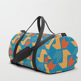 Clover&Nessie Banana/Guava Duffle Bag