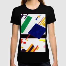 Kazimir Malevich Suprematist Composition T-shirt