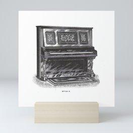Kimball Piano 06 Mini Art Print