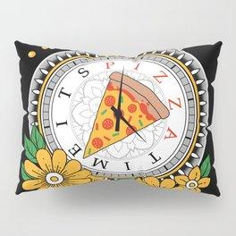 It's Pizza Time Pillow Sham
