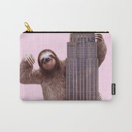 KING SLOTH Carry-All Pouch