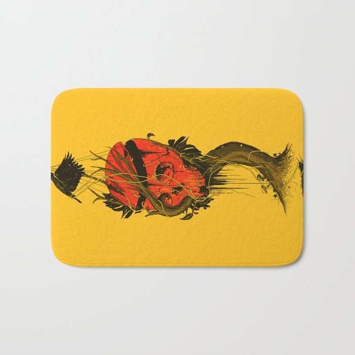 Nameless Hero Bath Mat