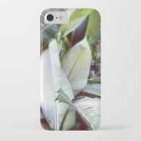 jungle iPhone & iPod Cases featuring Jungle by Gabriela Fuente
