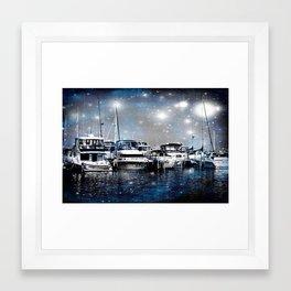 Dream Scape Framed Art Print