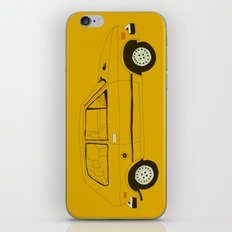 Yugo —The Worst Car in History iPhone & iPod Skin