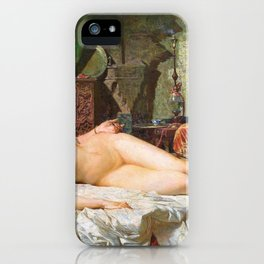 The Odalisque - Digital Remastered Edition iPhone Case
