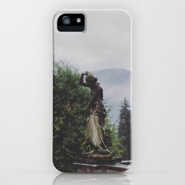 In The Mists of Romania iPhone Case