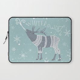 Winter Wish Laptop Sleeve