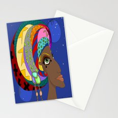 Who We Are Stationery Cards