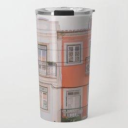 Travel to Lisbon Travel Mug