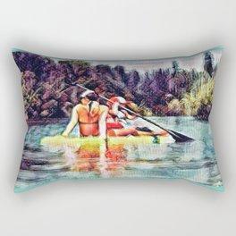 Paddle Rectangular Pillow