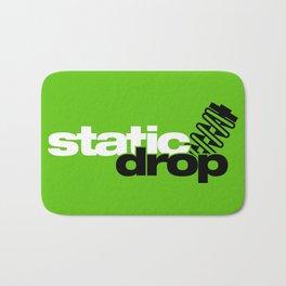 Static drop v7 HQvector Bath Mat