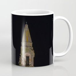 St Andrews Cathedral at night Coffee Mug