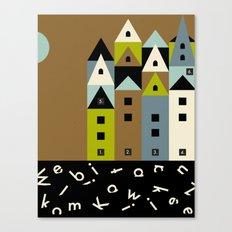 COLORADORE 021 Canvas Print