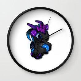 Nebula Dragon Wall Clock